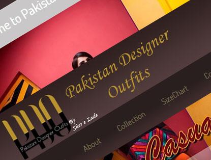 Pakistani Designer Outfits